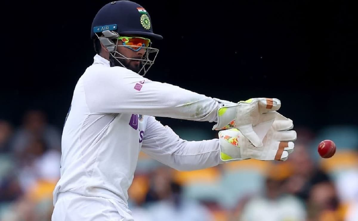 Cricket Image for Pant Sings 'Spiderman, Spiderman' While Keeping During Brisbane Test