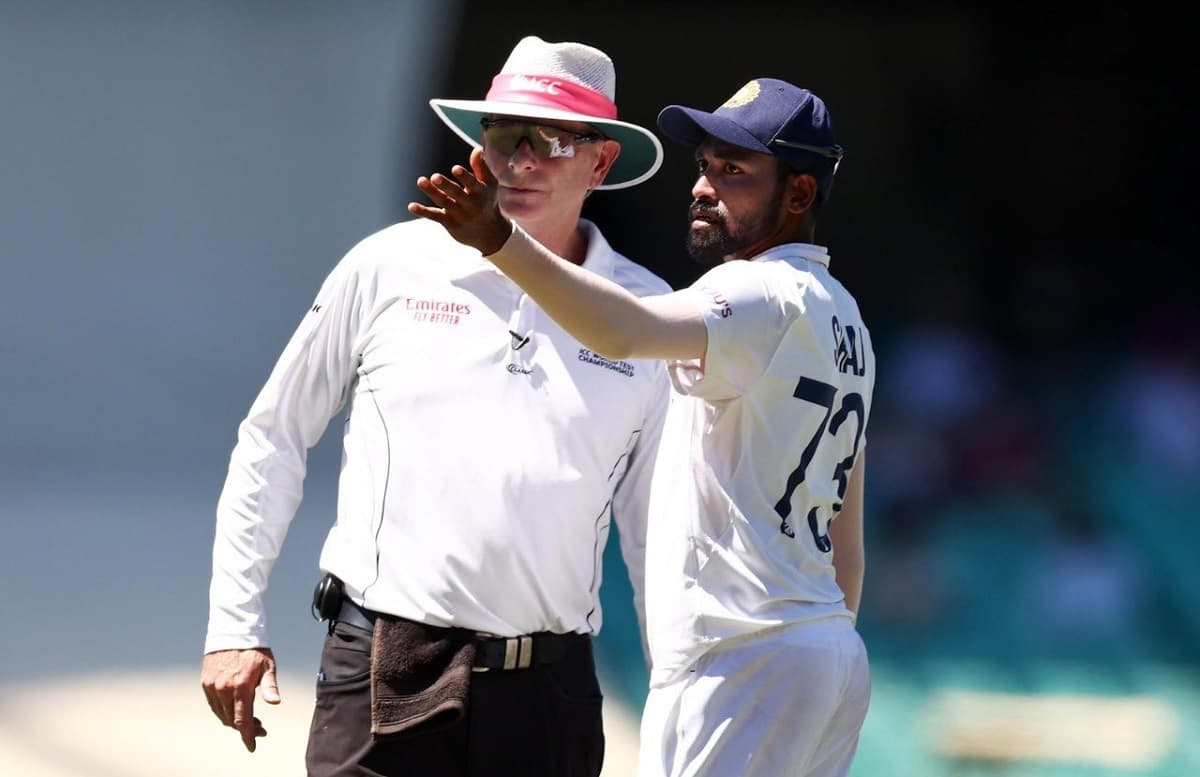 Cricket Image for CA Confirms Indian Players Were Racially Abused In Sydney Test
