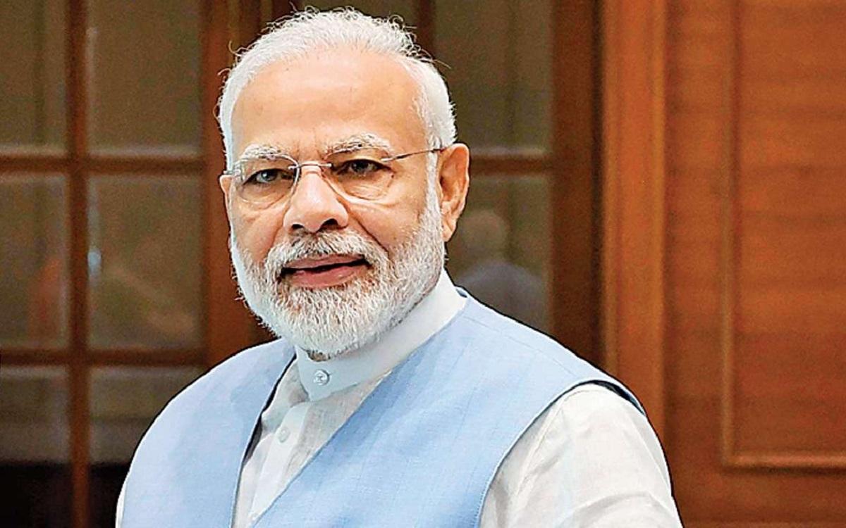 Image of Cricket Indian Prime Minister Narendra Modi