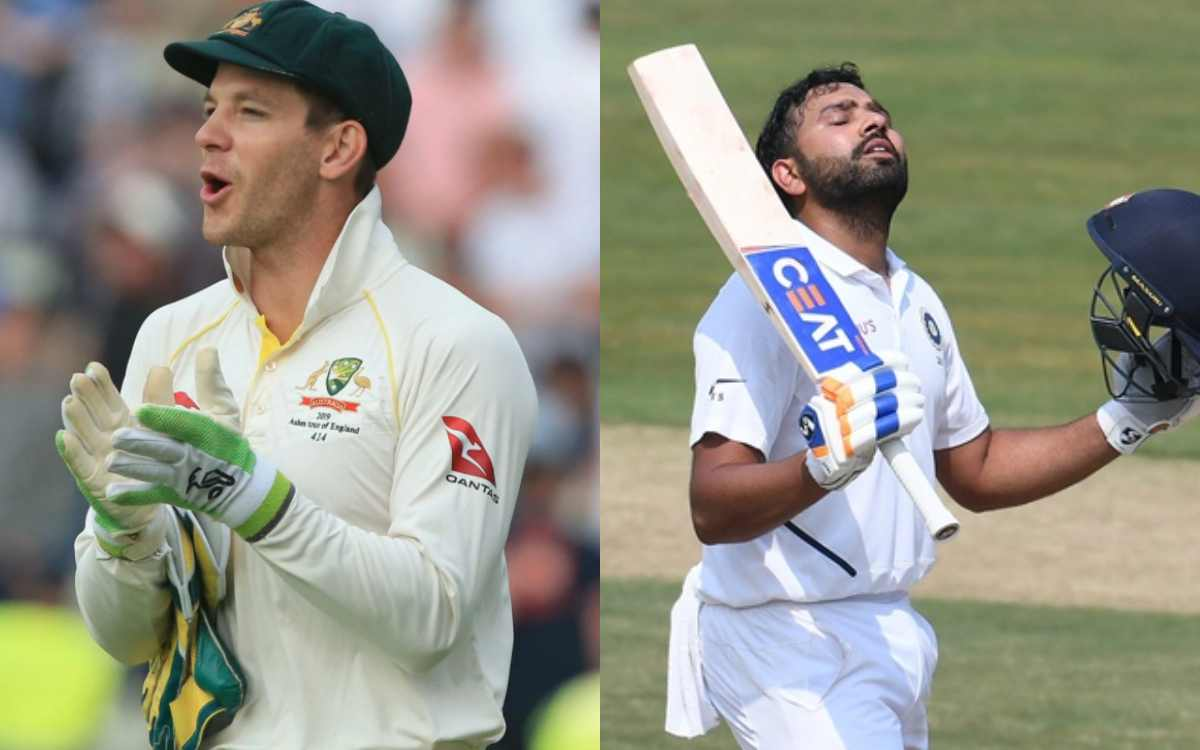 pragyan ojha says Australia deliberately attempt to unsettle Indians and Rohit Sharma