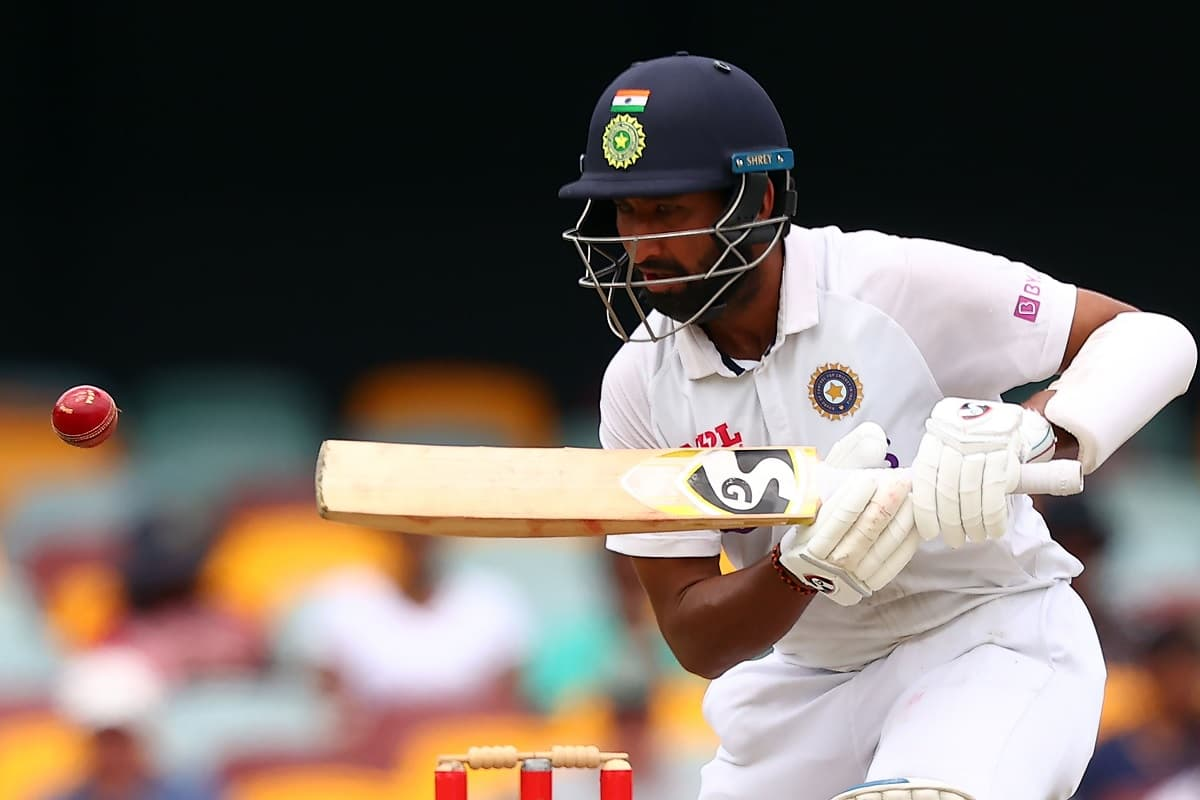 Cricket Image for Pujara, Pant At Crease As India Need 145 To Win In Final Session Of Brisbane Test