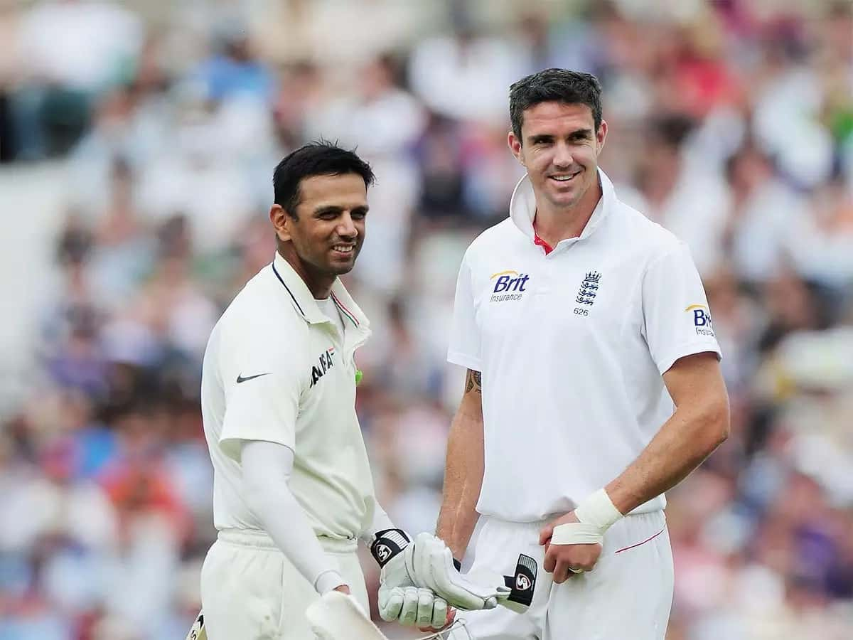 Cricket Image for Rahul Dravid's Advice That Helped Pietersen Tackle Spin