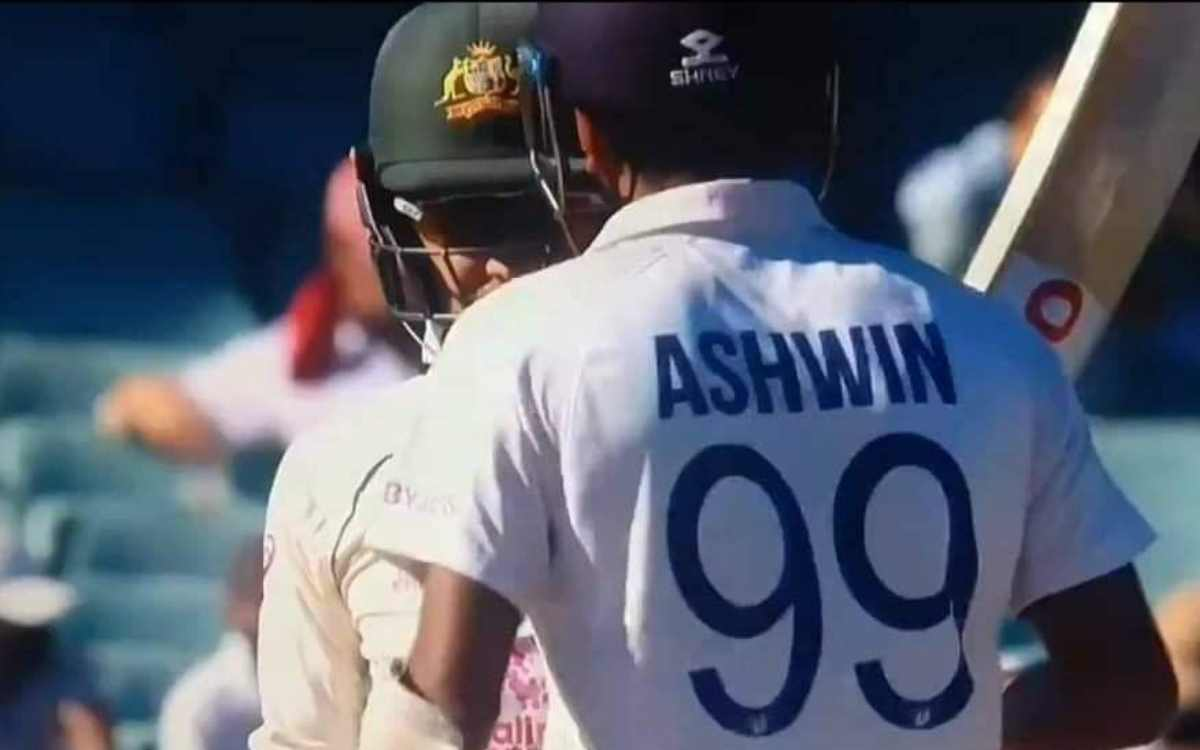 ravichandran ashwin gives befitting reply to tim pain in sydney test india vs australia
