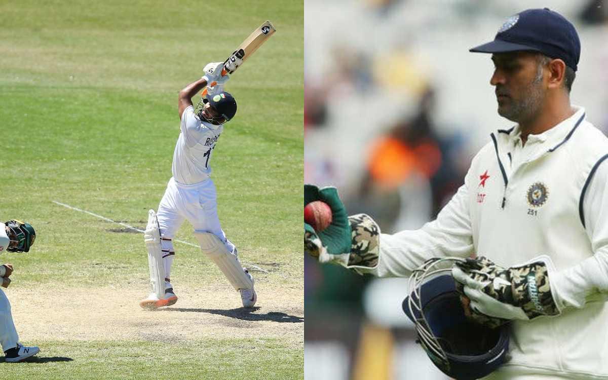 Cricket Image for एमएस धोनी को पीछे छोड़ युवा ऋषभ पंत ने रचा इतिहास, भारत के लिए सबसे तेज़ एक हज़ार