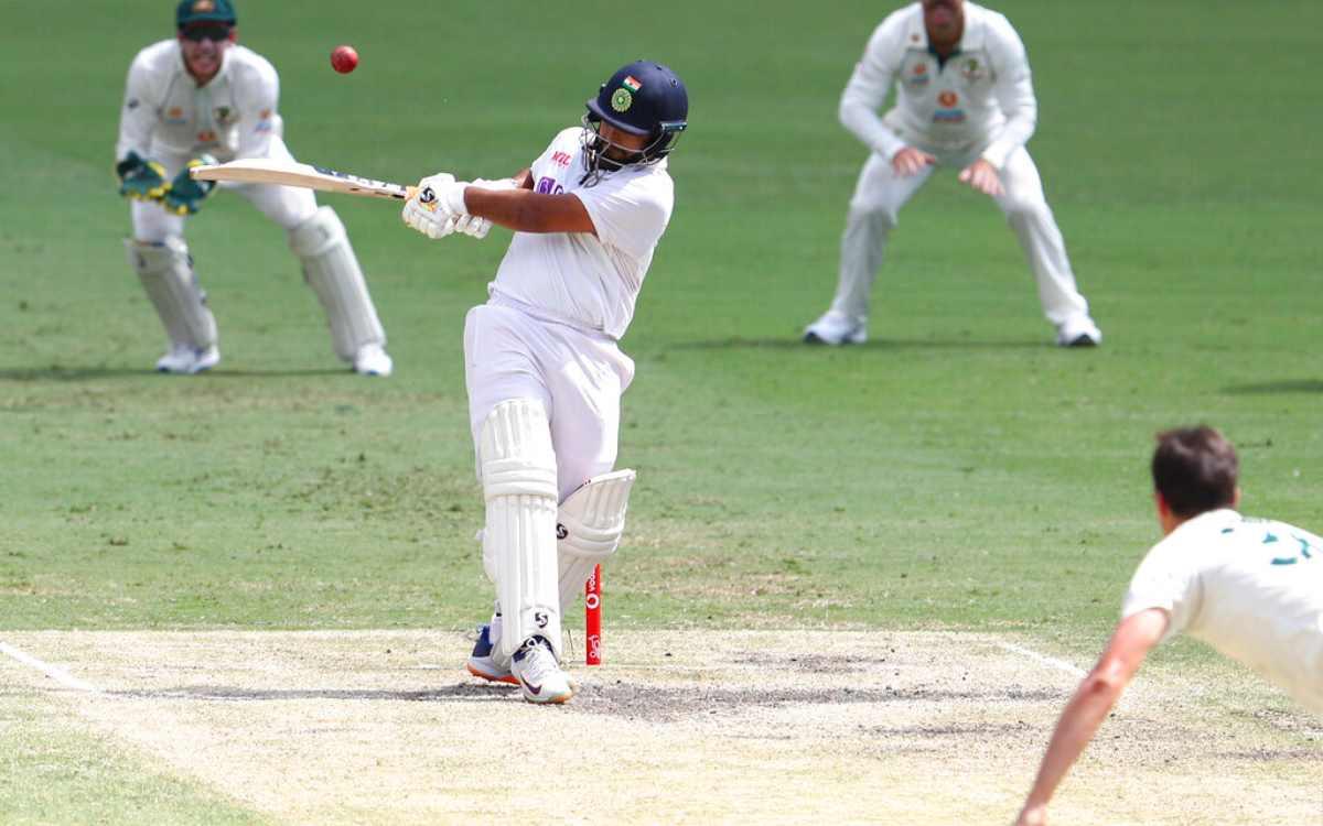 Cricket Image for ओ, पंत तेरा क्या कहना, ऑस्ट्रेलिया को घर में घुसकर चटाई धूल, सोशल मीडिया पर नहीं र