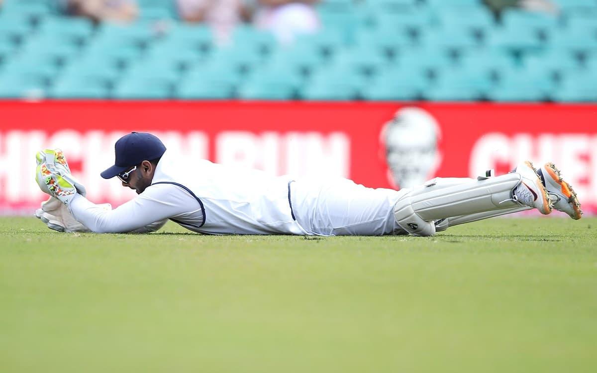 Image of Cricket Rishabh Pant