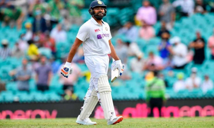 rohit sharma got trolled on twitter after getting failed against australia at sydney test