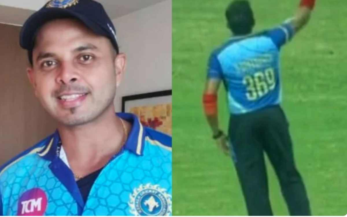 Images for S Sreesanth reveals why he wear jersey number 369 while returning to cricket