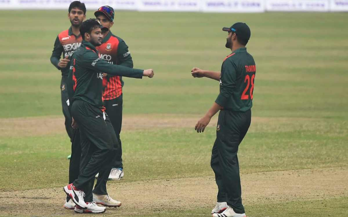 Cricket Image for BAN vs WI : ਸ਼ਾਕਿਬ ਅਲ ਹਸਨ ਨੇ ਬੈਨ ਤੋਂ ਵਾਪਸੀ ਕਰਦਿਆਂ ਹੀ ਮਚਾਇਆ ਧਮਾਲ, ਬੰਗਲਾਦੇਸ਼ ਨੇ ਵੈਸਟਇ