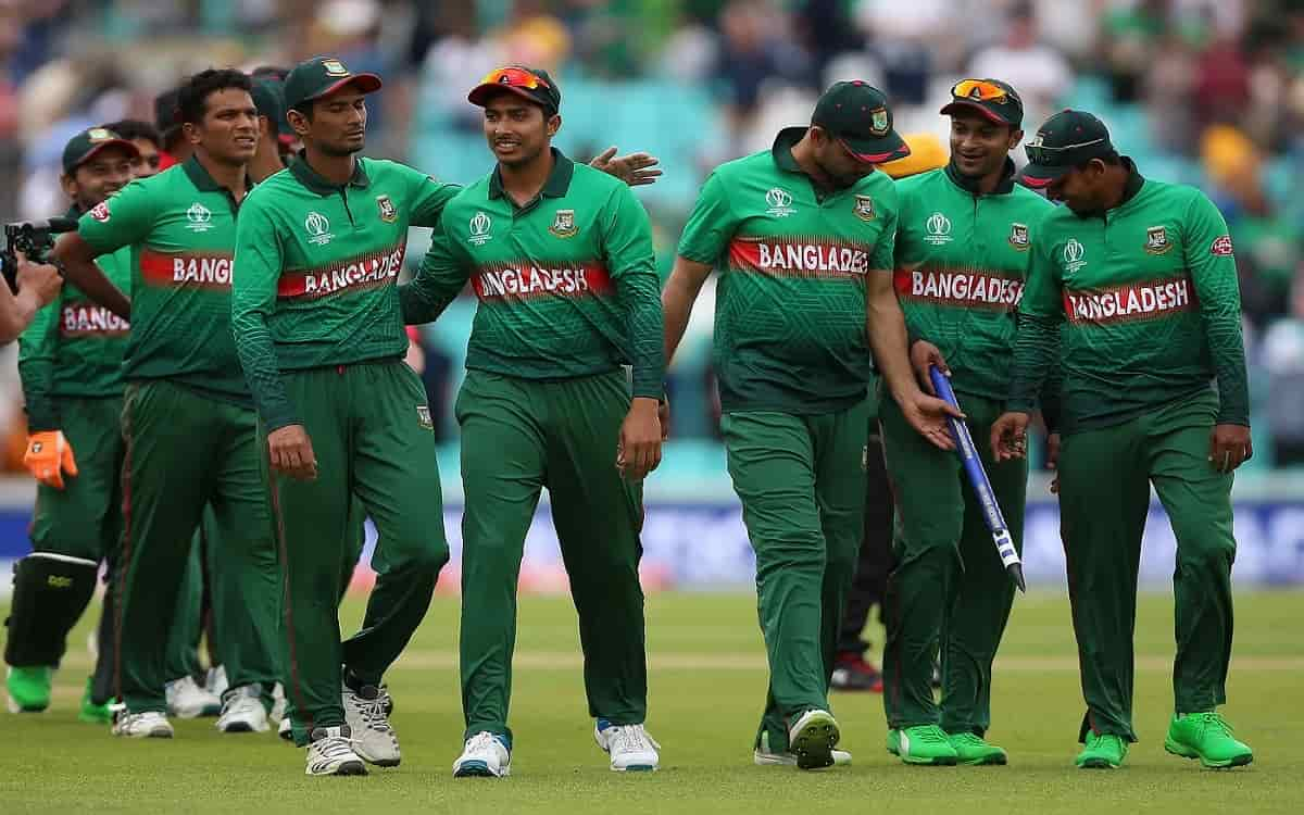 Shakib Al Hasan included in Bangladesh squad for West Indies series
