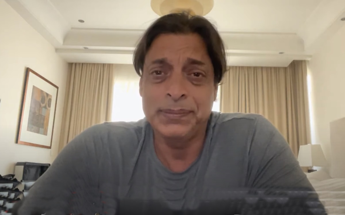 shoaib akhtar talks about India Historic Win