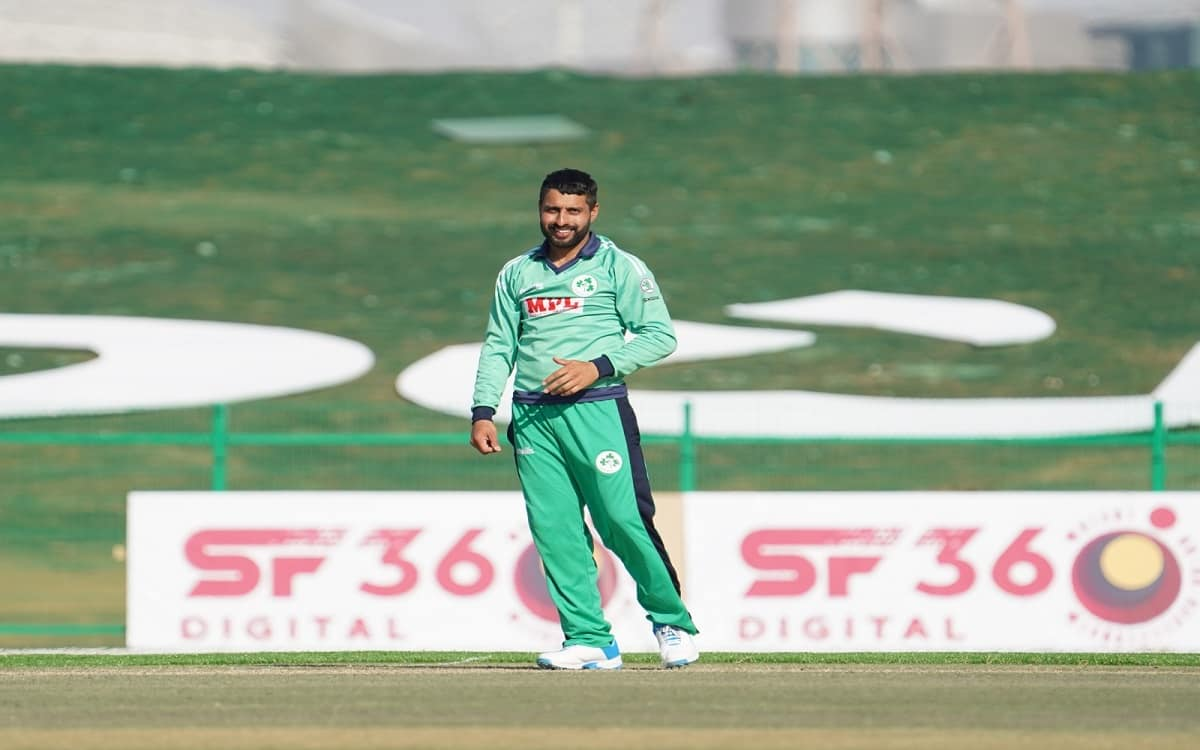 Cricket Image for UAE vs IRE: Simi Singh On Song As Ireland Crush UAE To Square Series