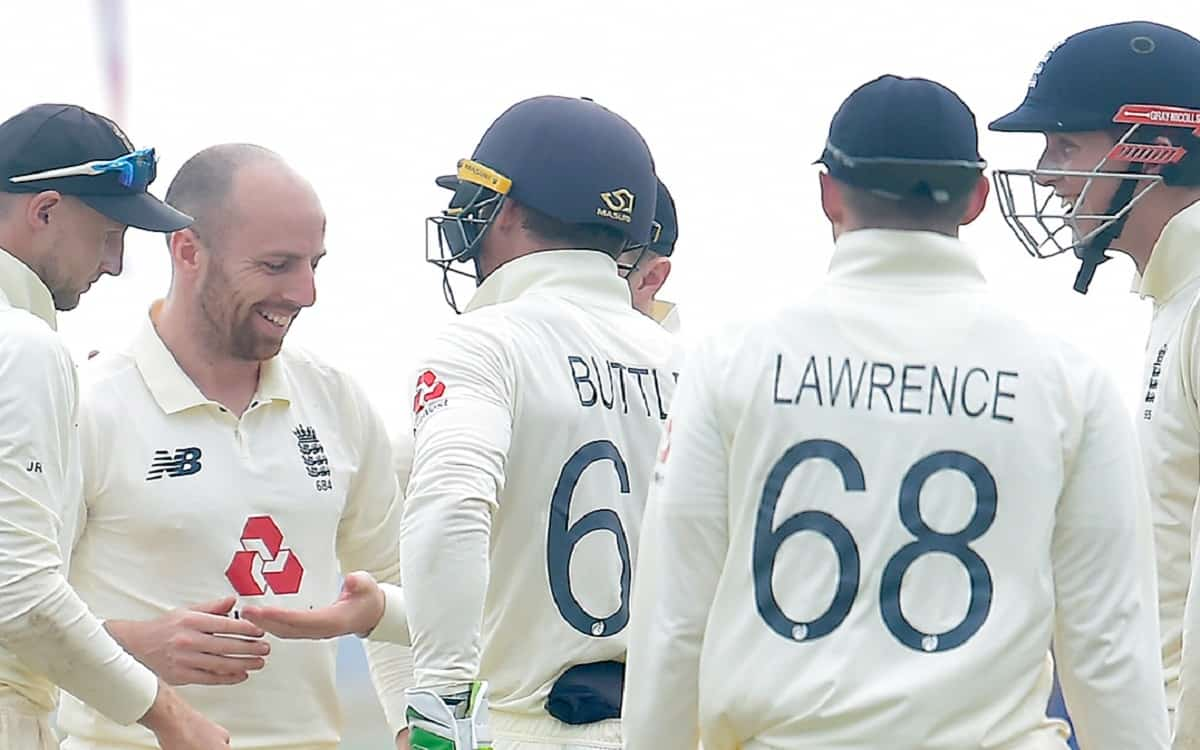 Sri Lanka on the verge of defeat due to England's great performance at Goal test