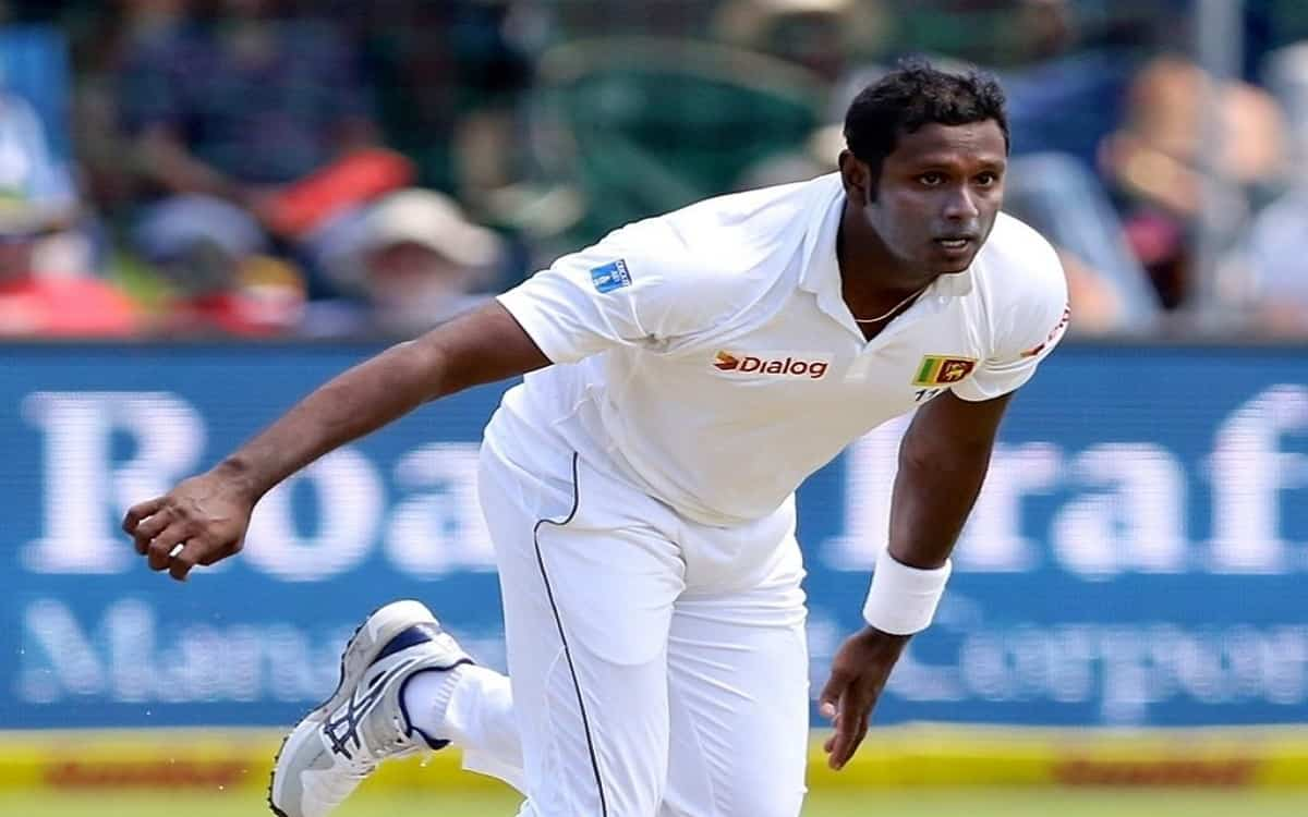 Image of Cricket Angelo Mathews Named In Sri Lanka Squad For England Tests