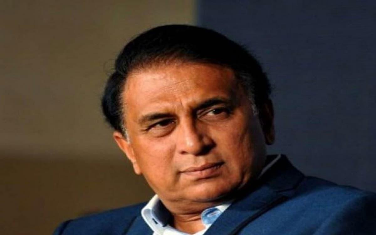Image of Cricket Indian Cricket Legend Sunil Gavaskar