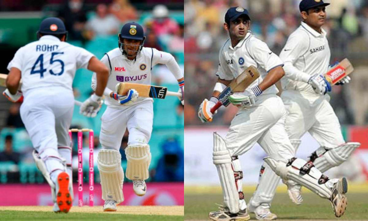 sydney test first time India openers have lasted 20 overs since sehwag gambhir centurion in dec 2010