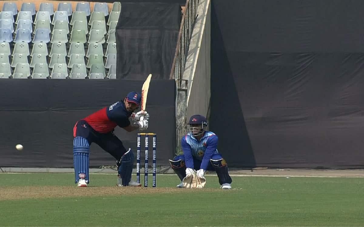 Image of Cricket Syed Mushtaq Ali Trophy