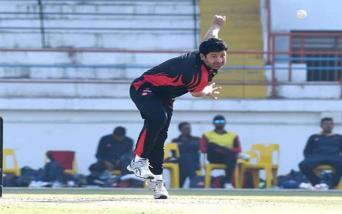 Syed Mushtaq Ali Trophy: Gujarat win by 5 wickets Against Chhattisgarh