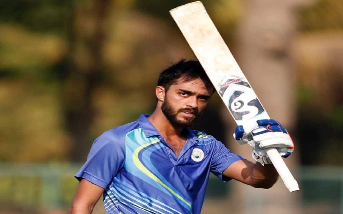 Syed Mushtaq Ali Trophy haryana win the match against Andhra Pradesh by 6 wickets  |Report| cricketn