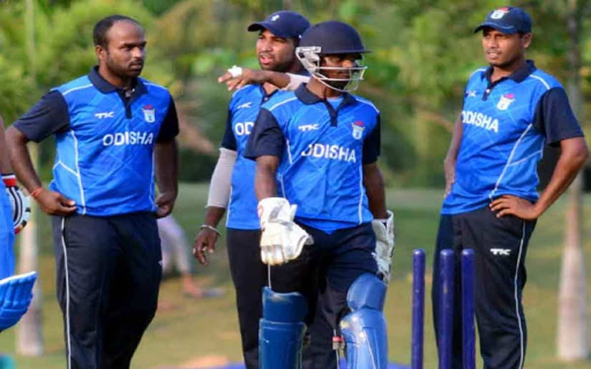 Syed Mushtaq Ali Trophy: Hyderabad beat Odisha by 6 runs in the Tournament