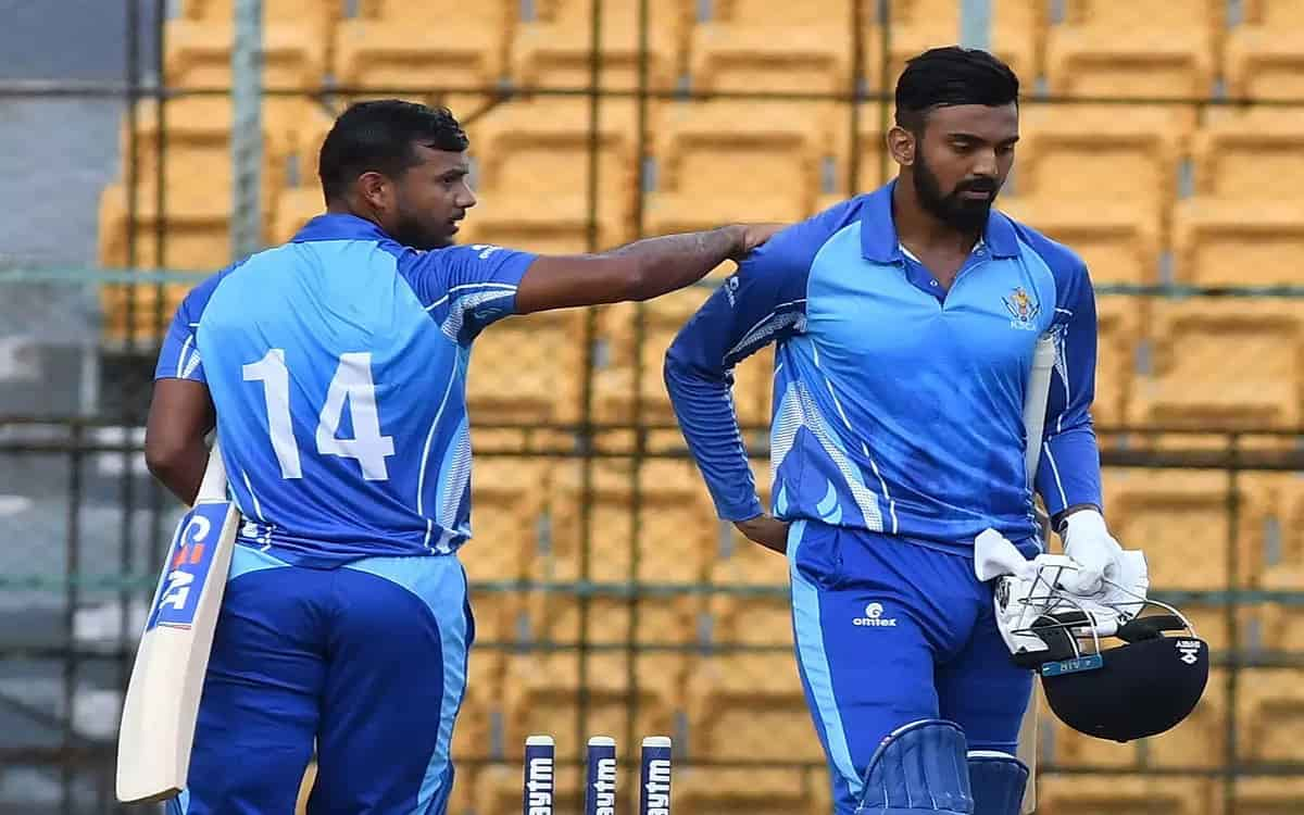 Syed Mushtaq Ali Trophy: Karnataka beat Railways by 2 Wickets