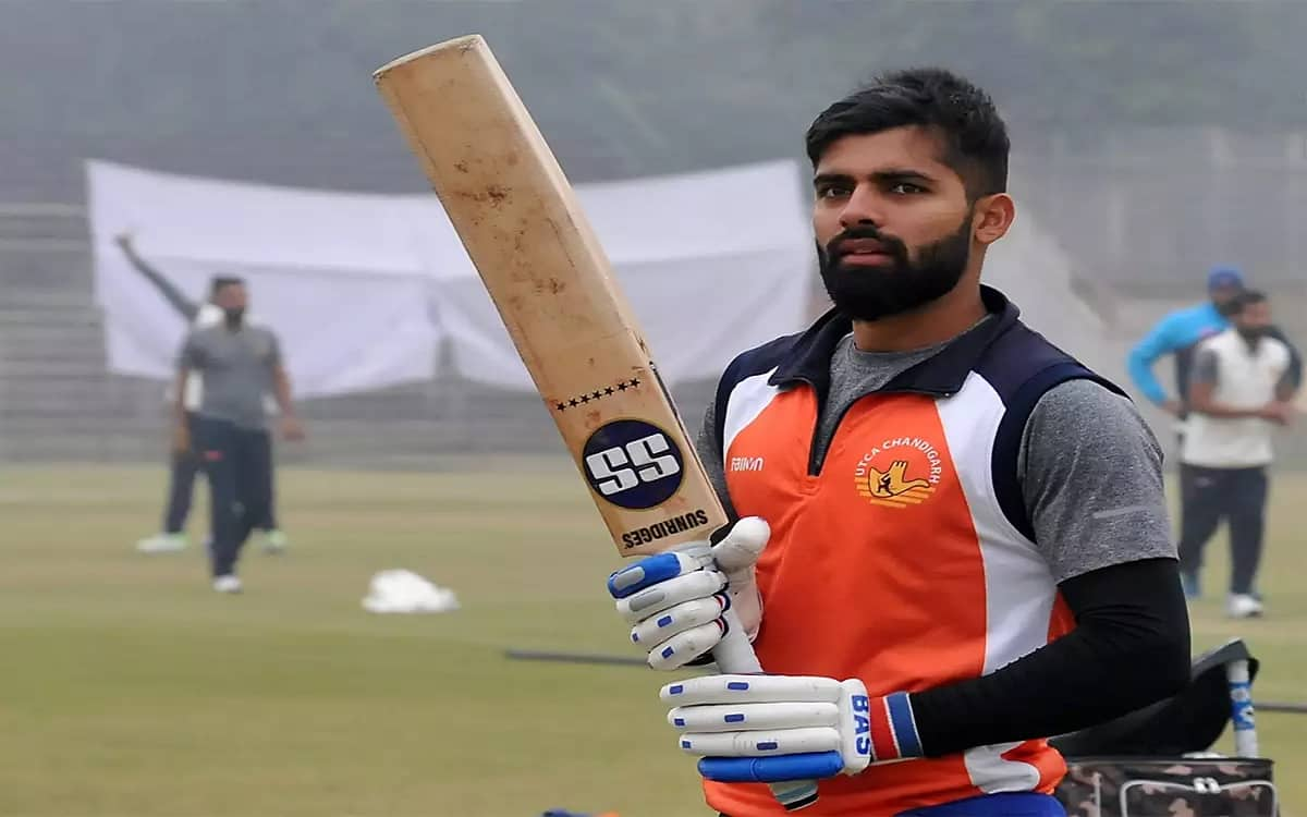 Syed Mushtaq Ali Trophy: Chandigarh beat Sikkim by 131 runs