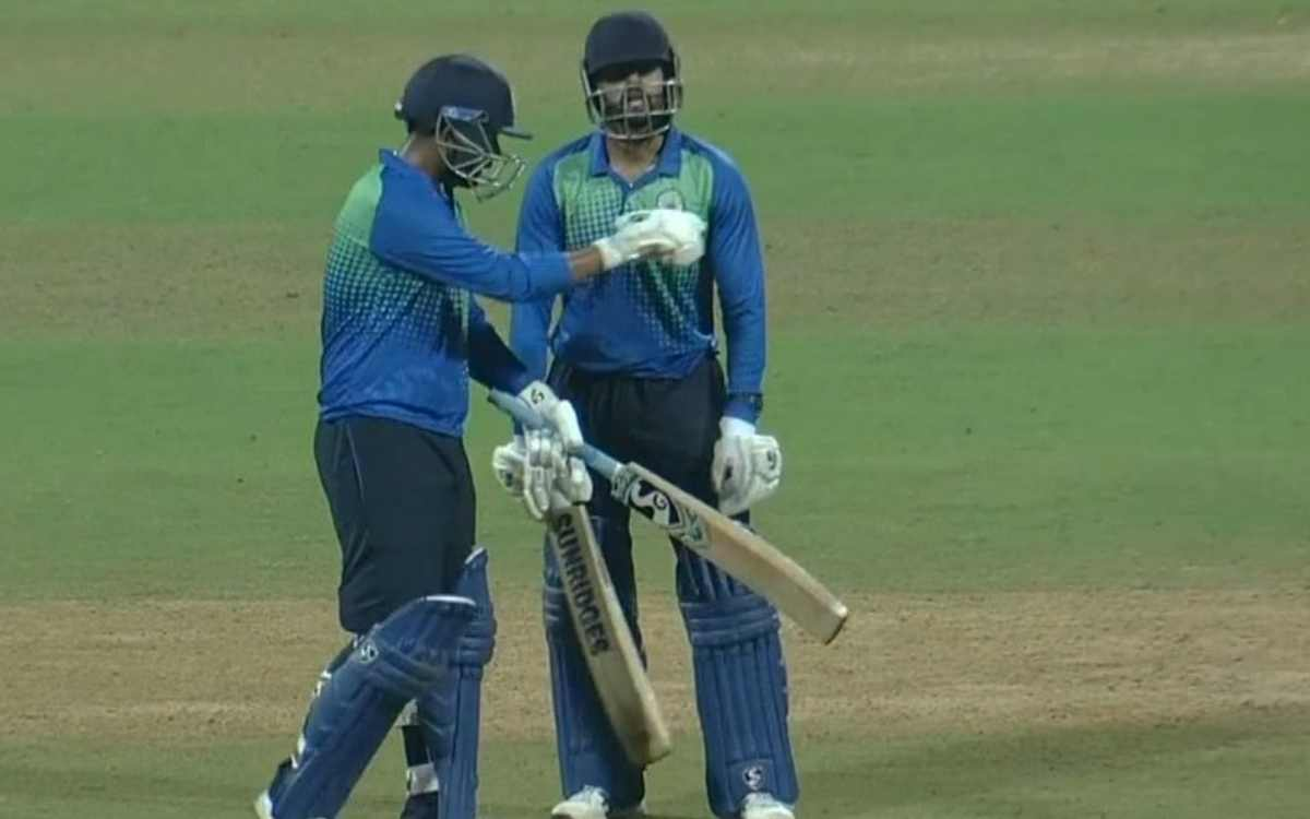 Cricket Image for VIDEO: क्या मिलने वाला है एक और रोहित शर्मा ?, इस खिलाड़ी का नाम ही नहीं, काम भी ह
