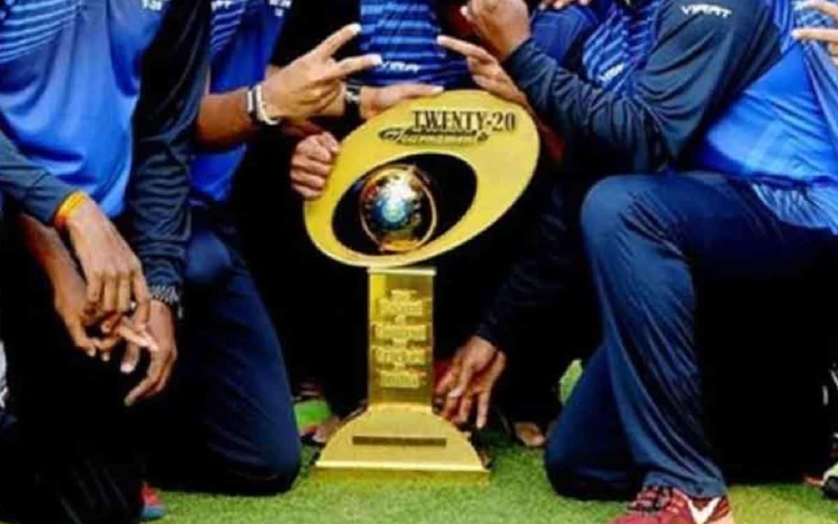 Image of Cricket Syed Mushtaq Ali Tournament Railways Beat Tripura