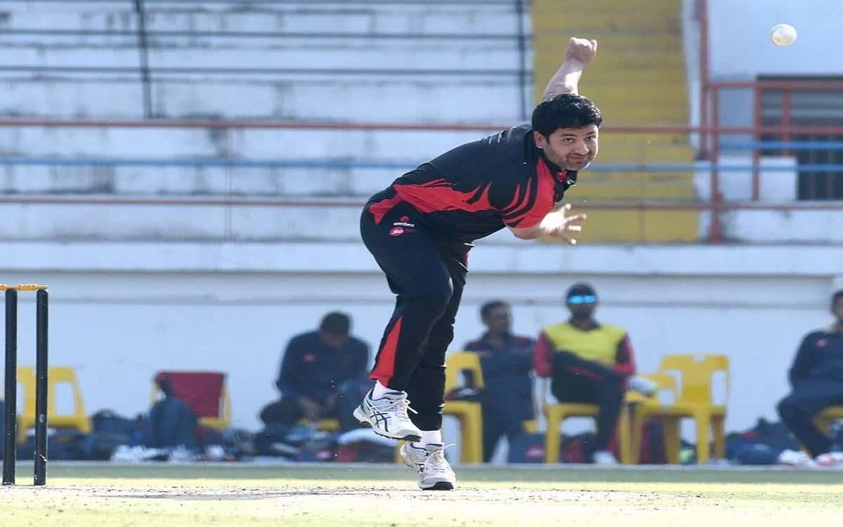 Image of Cricket Syed Mushtaq Ali Tournament Rajasthan wins by three wickets against Vidarbha