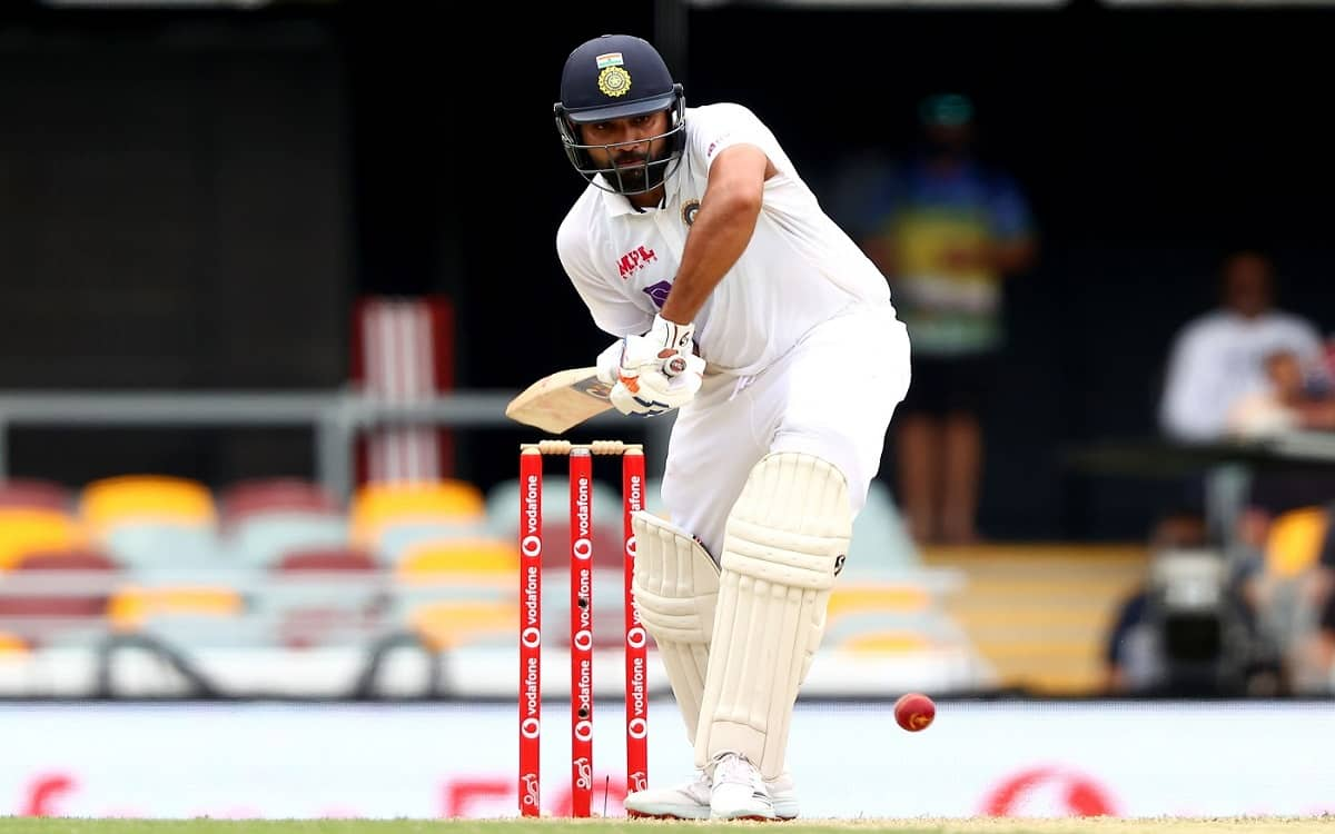 Cricket Image for Aus Vs Ind Rohit Sharma Replied On Controversial Shot Between Amidst Criticism
