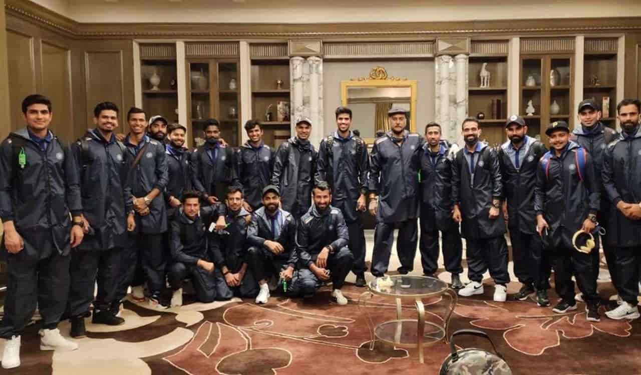 Image of Indian Cricket Team
