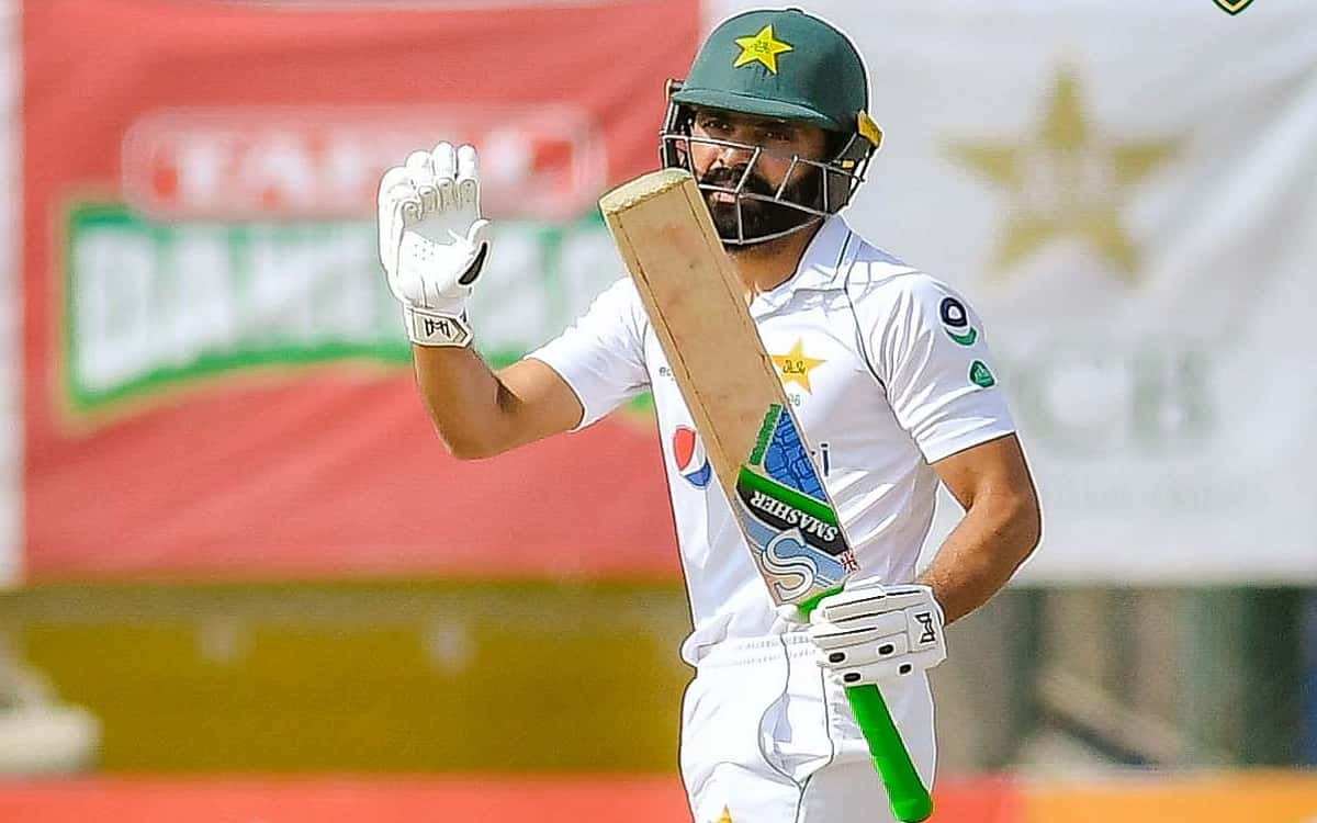 Cricket Image for PAK vs SA: Veteran Fawad Alam Hits Patient Century To Put Pakistan In Charge