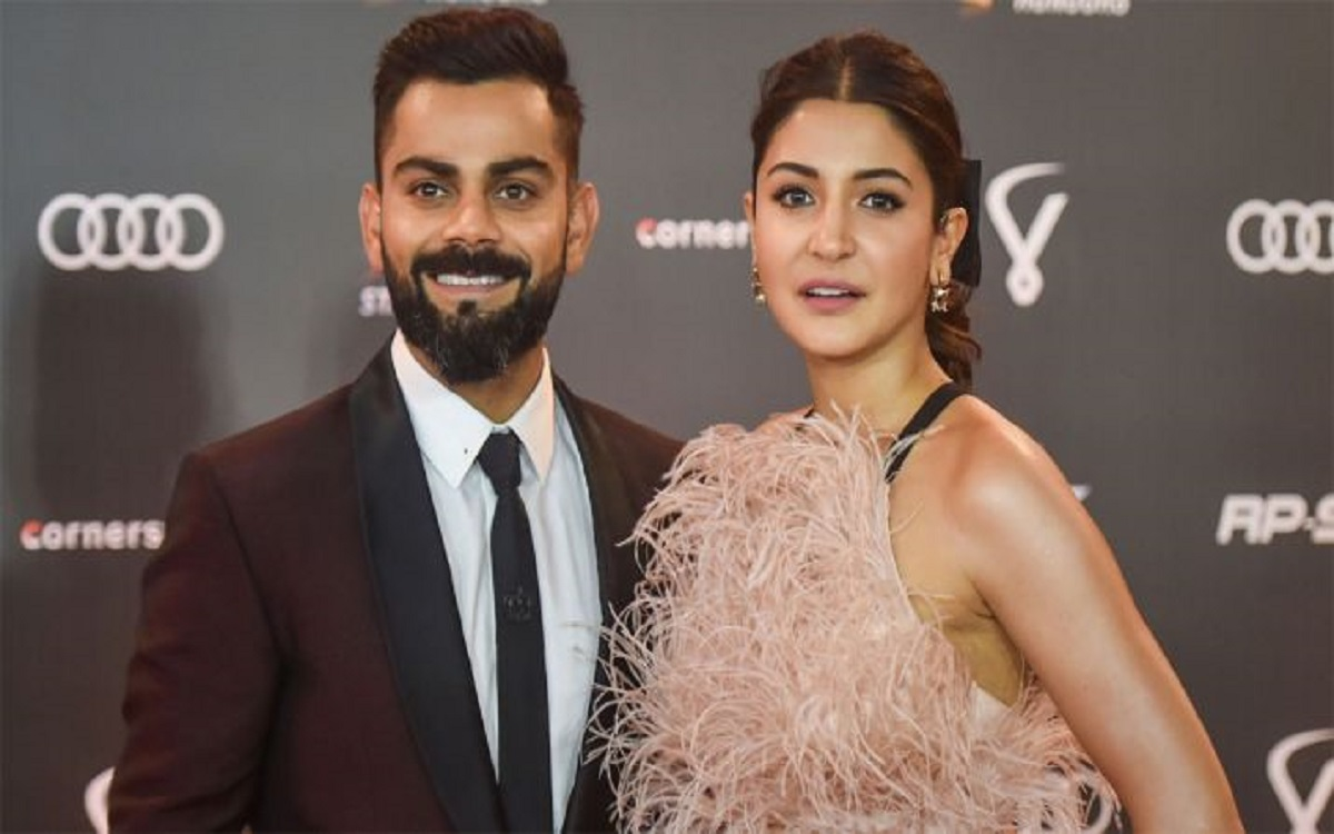 cricket images for virat kohli and anushka sharma wants to protect the privacy of their child