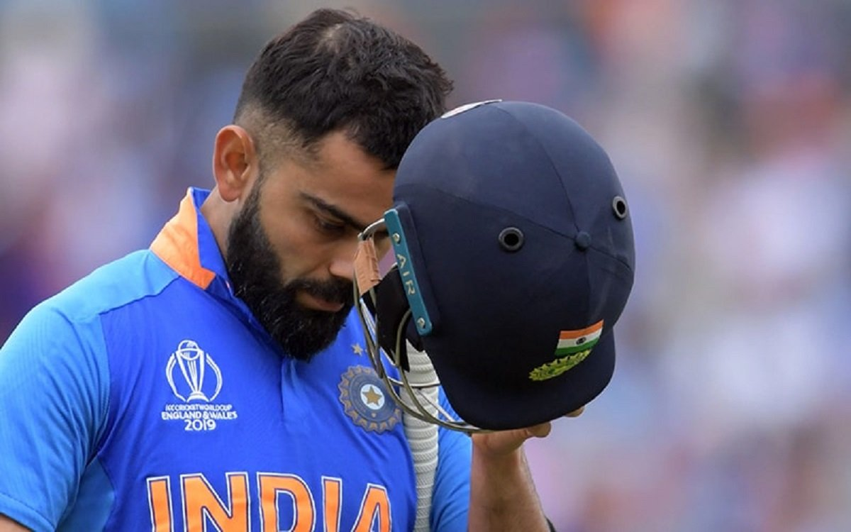 Cricket Image for Virat Kohli Will Have To Step Down As Captain If India Dont Win The Odi Or T20 Wor