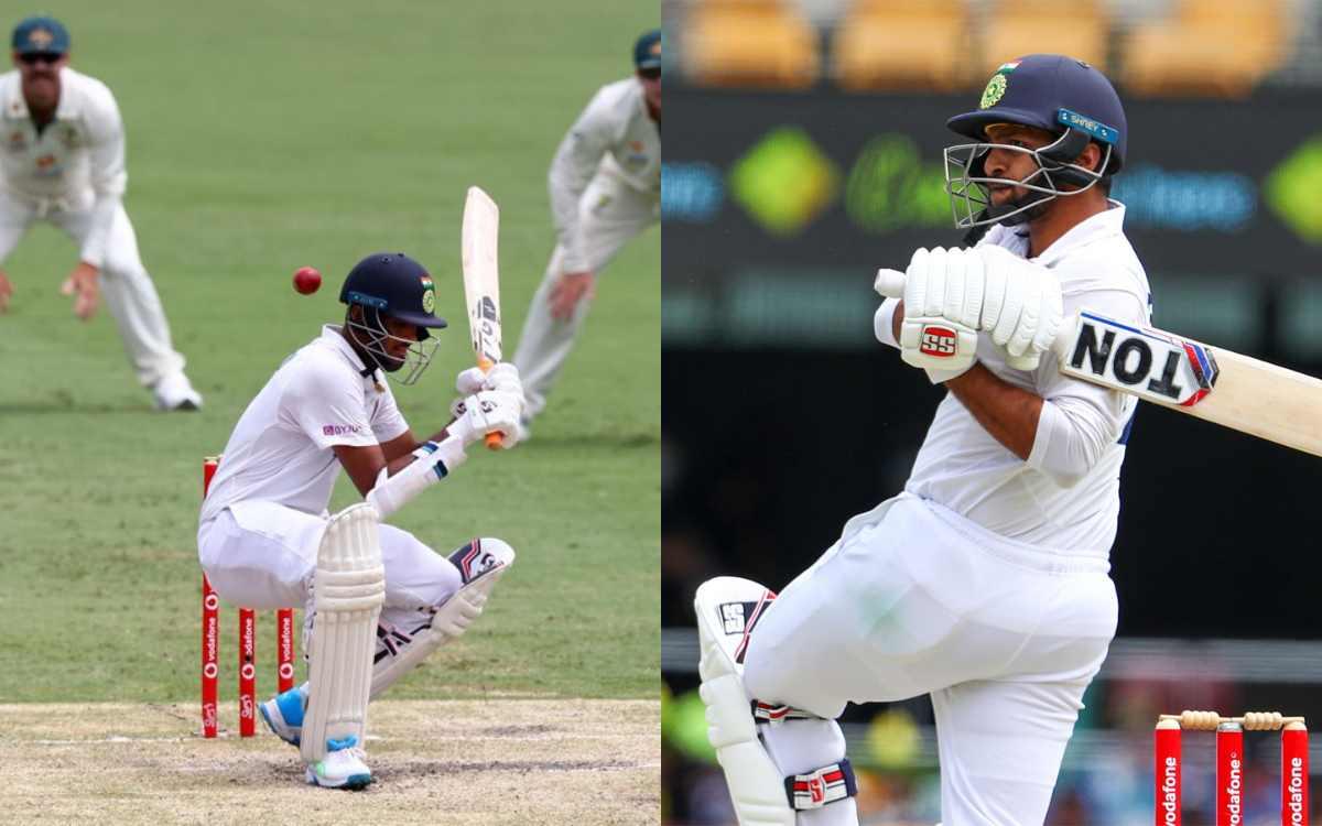 Cricket Image for 'गाबा दा ढ़ाबा', सुंदर और ठाकुर की दबंग जोड़ी ने दिखाया जलवा, तो वीरू ने कुछ इस अं