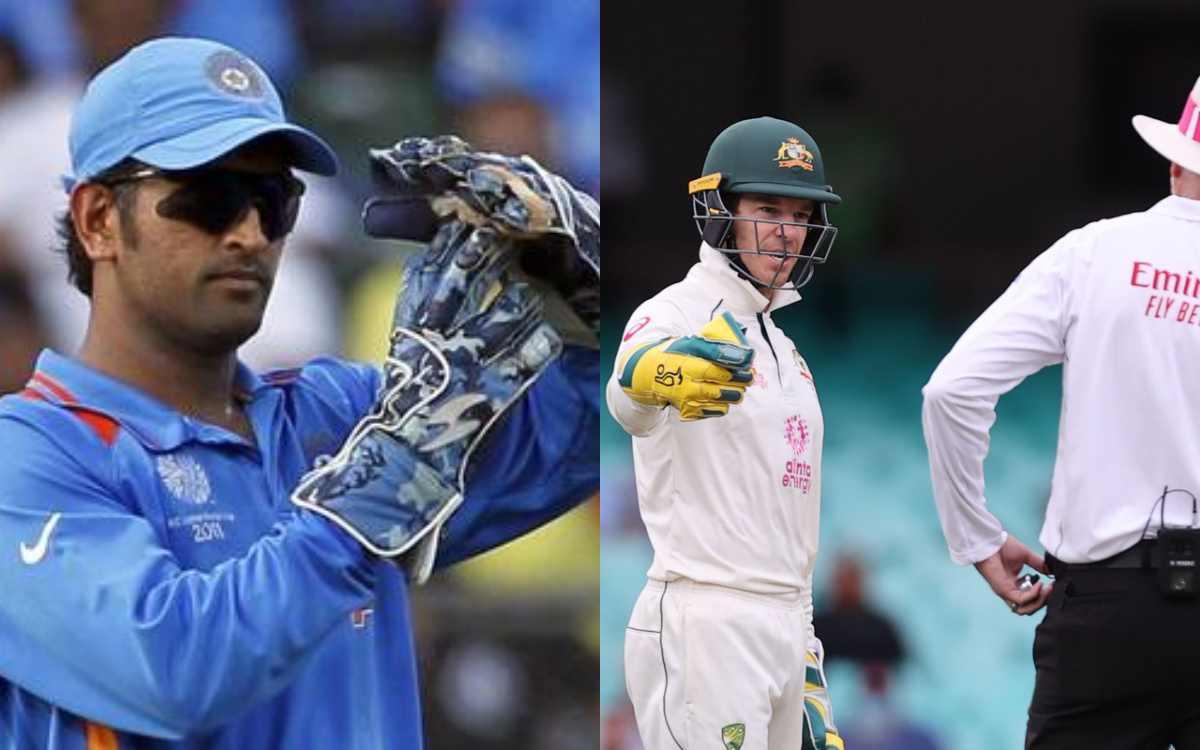 wasim jaffer reaction on australian captain tim paine unsuccessful drs in sydney test