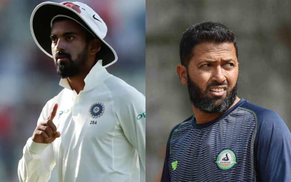 wasim jaffer reaction on indian batsman kl rahul out from test series against australia