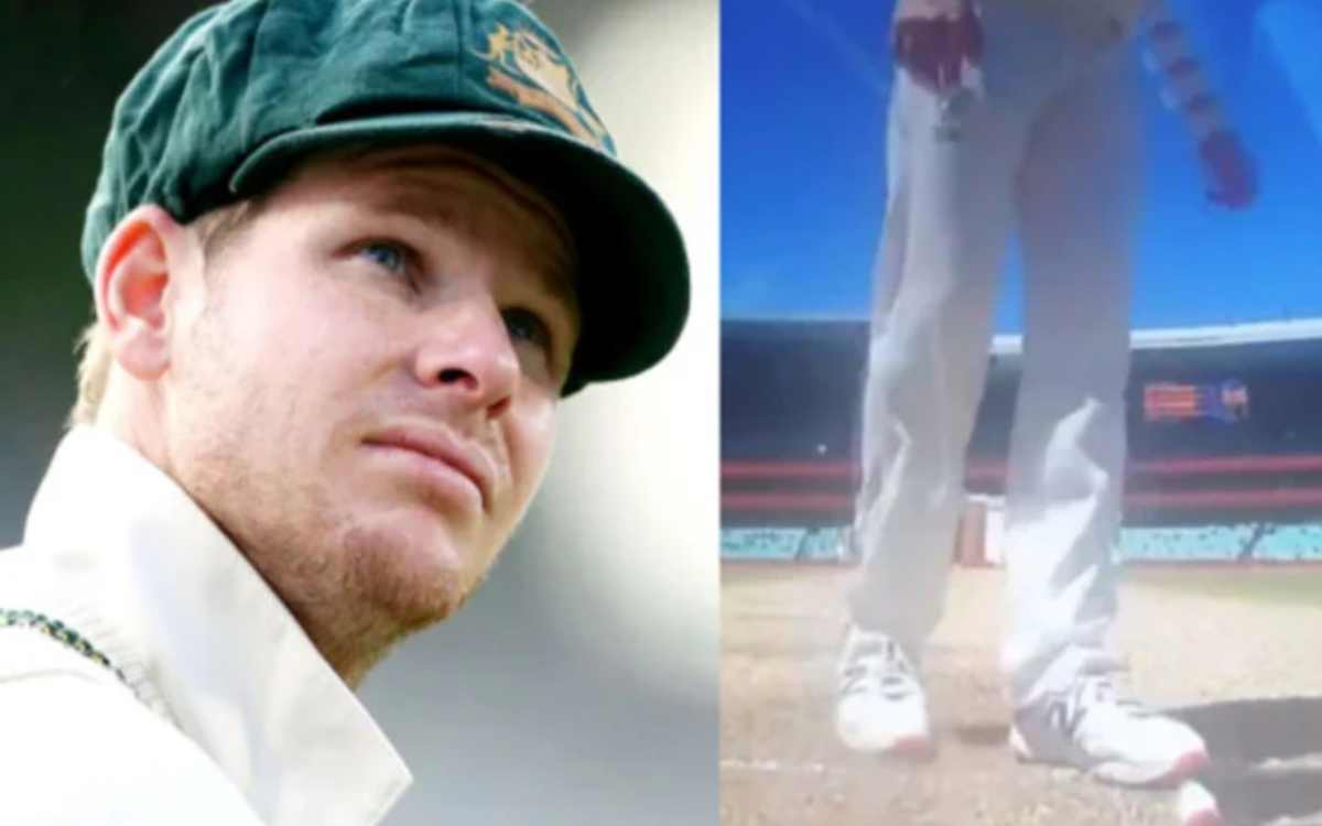 wasim jaffer reaction on steve smith pitch scuffing in sydney test match india vs australia