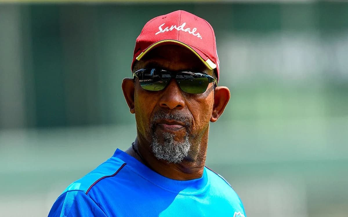Image of Cricket Phil Simmons