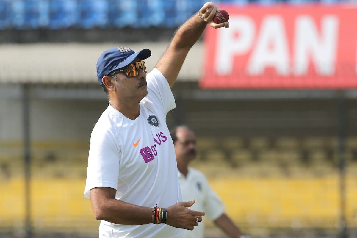 Cricket Image for 'Whole World Will Stand Up & Salute You': Shastri To Team India After Brisbane Win