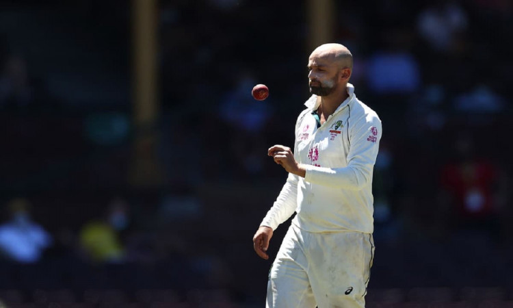 Cricket Image for Will Try To Aim At The Crack Outside Off-Stump, Nathan Lyon
