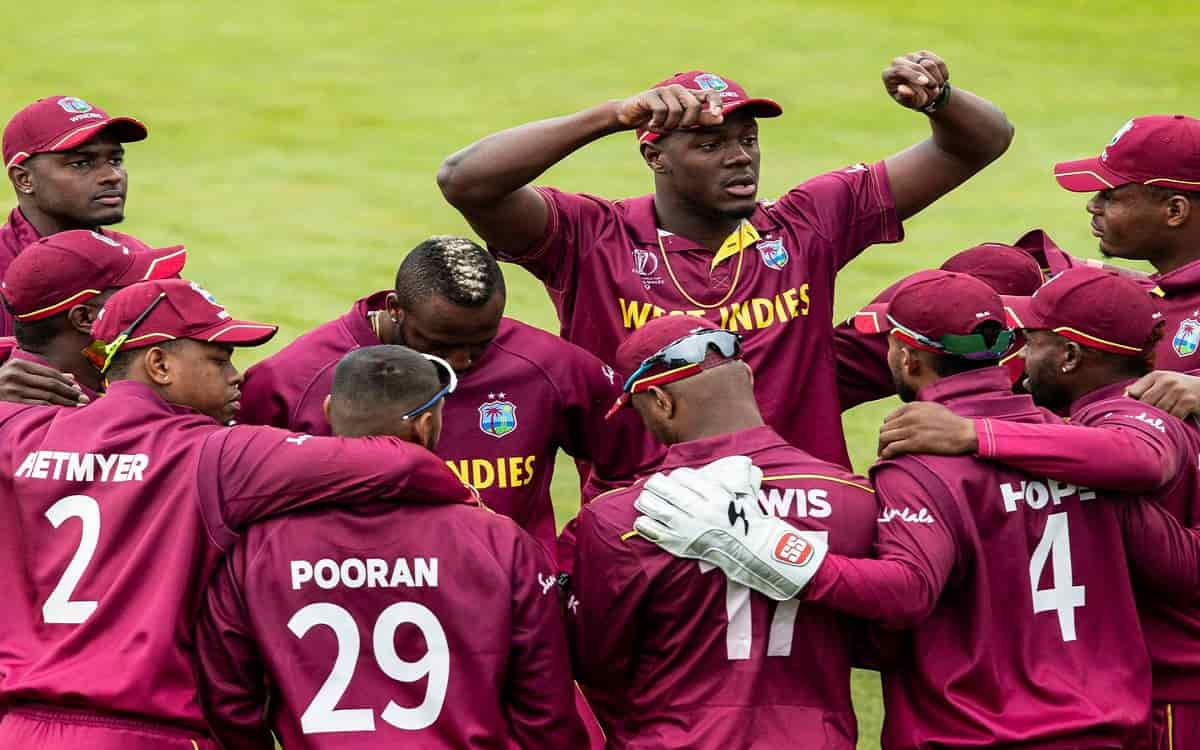 West Indies team announced for the series with Sri Lanka