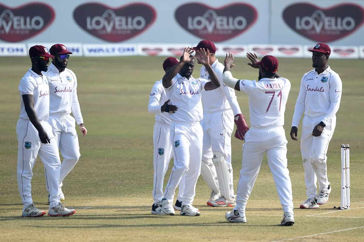 Cricket Image for 1st Test: Bangladesh Lose Tamim, Najmul In Opening Session Against West Indies