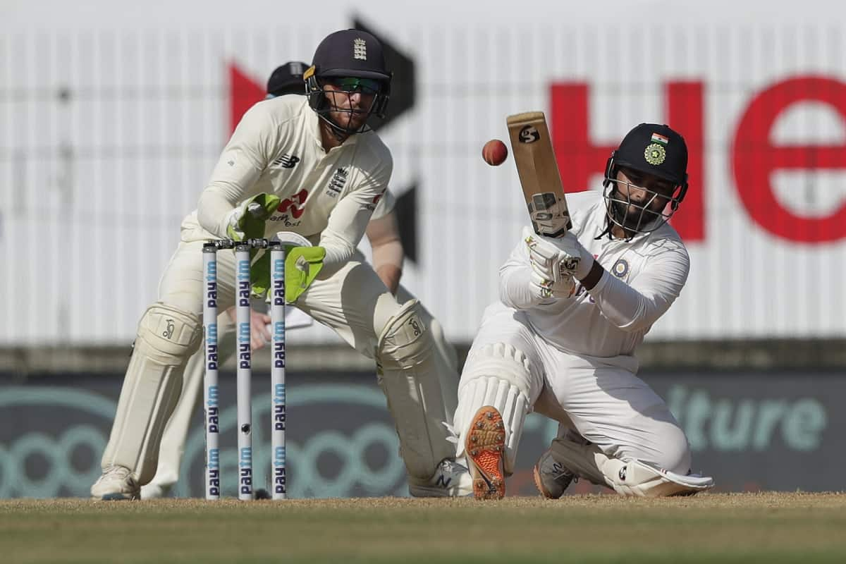 Cricket Image for 1st Test: England On Top As India Struggles At 257/6 (Day Report)