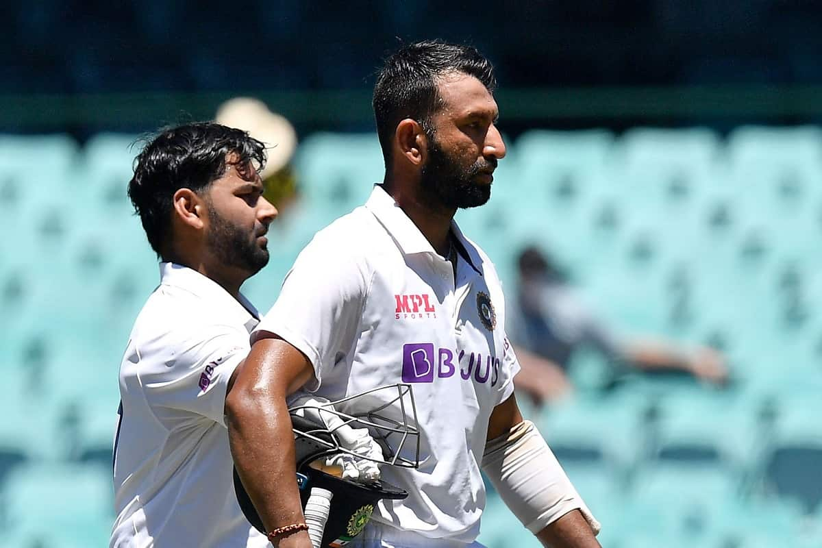 Cricket Image for 1st Test: Pujara, Pant Rescue India After England Bowlers Wreck Top-Order