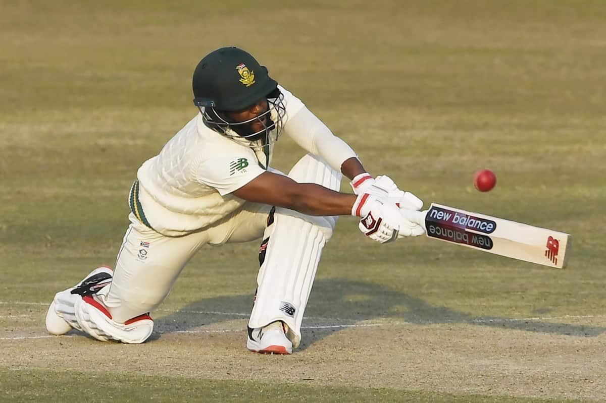 2nd Test Temba Bavuma Fights As South Africa Struggles To ...
