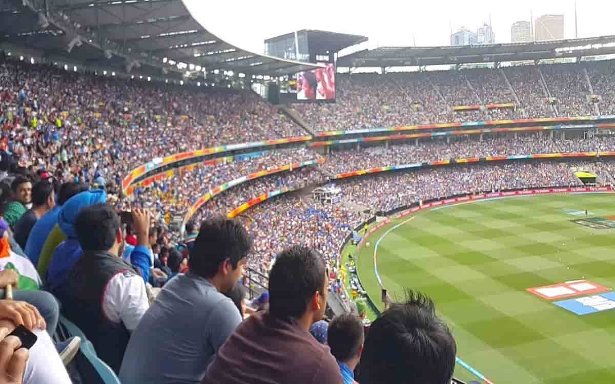 Tamil Nadu Cricket Association gave great news to Indian cricket lovers by 50 percent spectators ca