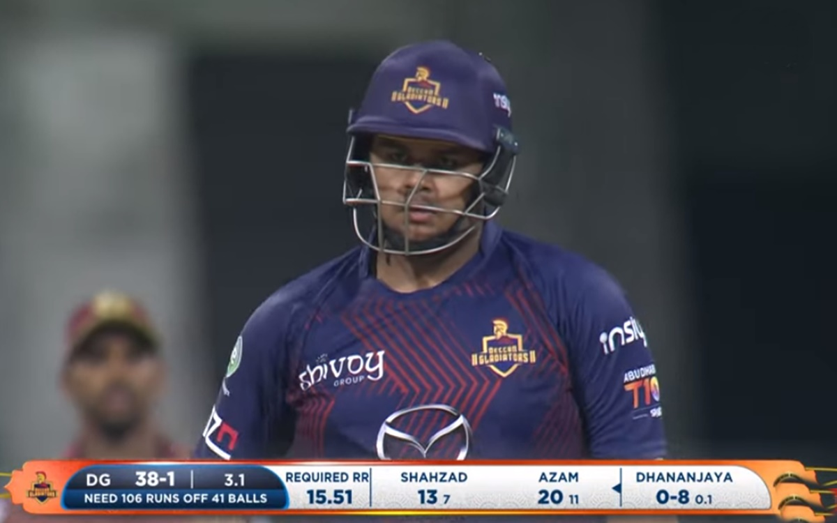 Cricket Image for HIGHLIGHTS Abu Dhabi T10 Northern Warriors Beat Deccan Gladiators