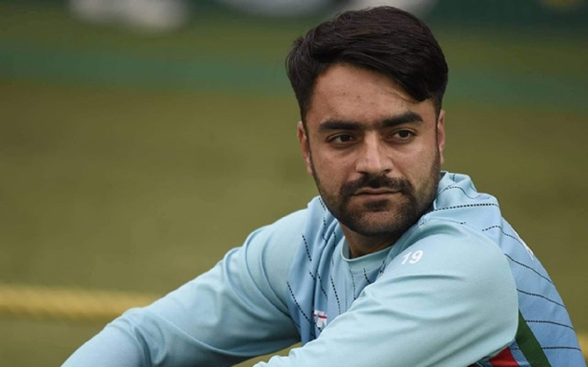 Cricket Image for Afghan Cricketer Rashid Khan Played In Cpl Ipl Bbl During Covid Time