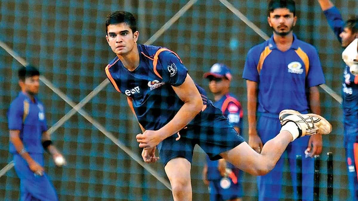 Arjun Tendulkar has been registered for the auction with a base price of 20 Lakh